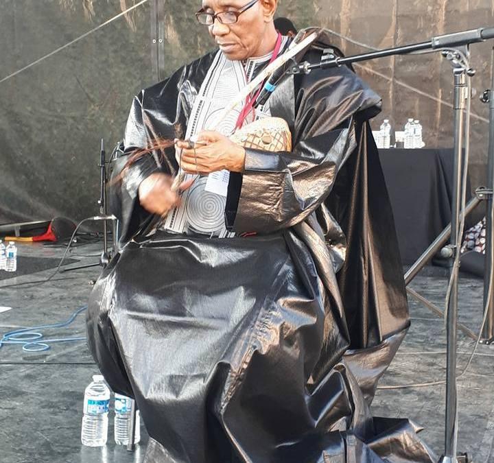 Concert fusion Momo Kora Ntuana Sony Issa Sow