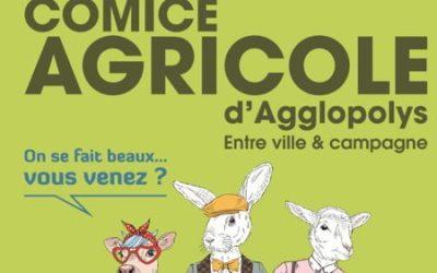 L'école des Sarrazines de Blois au Comice Agricole d'Agglopolys.