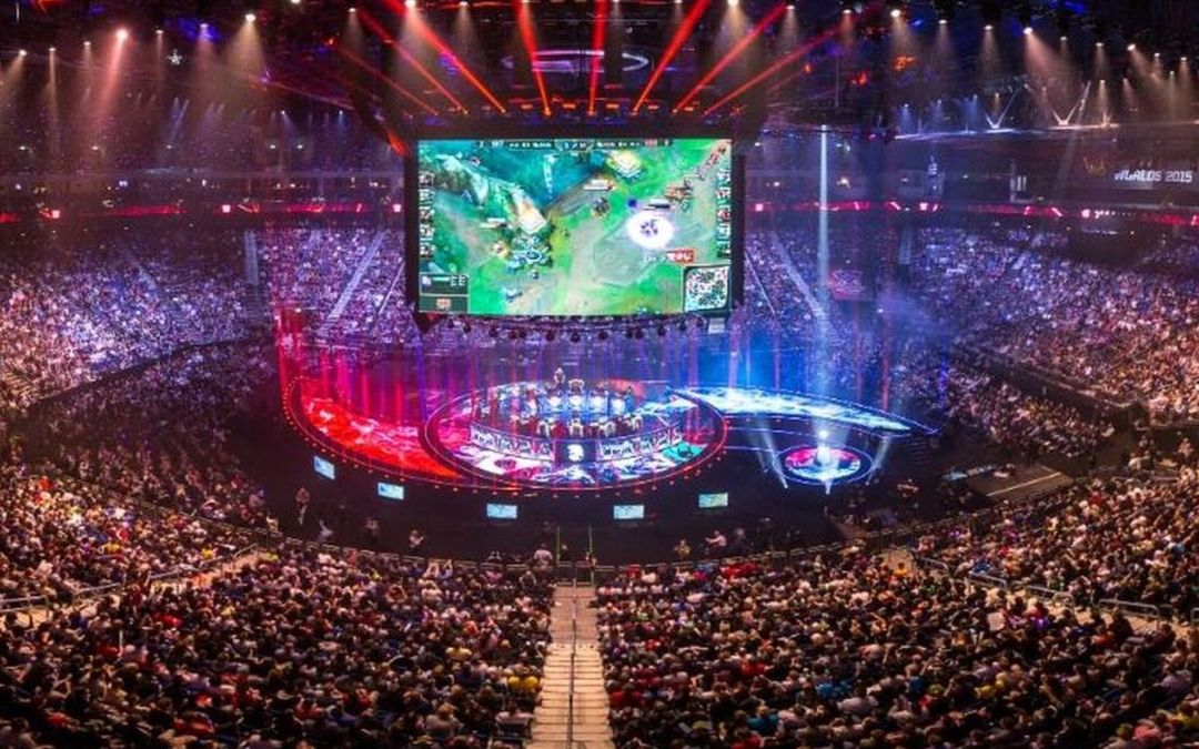 Emission sur les hymnes des championnats du monde de League of Legends