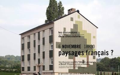 La discussion de novembre–paysages français ?