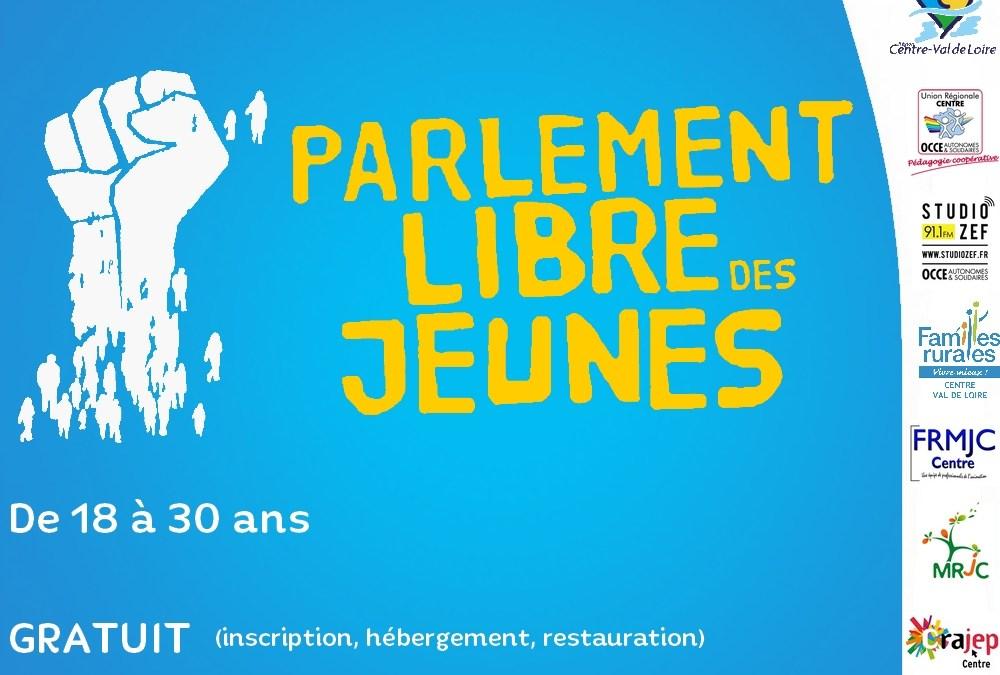 Sur La Place Publique : Le Parlement Libre des Jeunes 2019