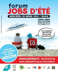 Forum Jobs d'été 2019