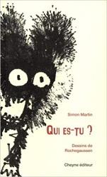 Le poète Simon MARTIN sur Studio Zef
