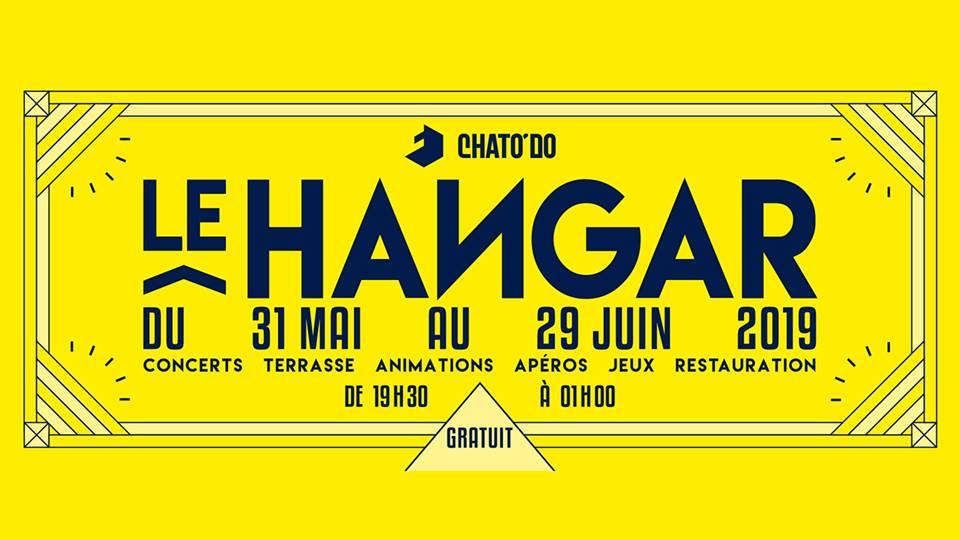Chato'radio #Mai – Spéciale Hangar