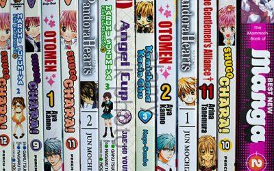 Les jeunes de la Médiathèque Maurice Genevoix vous parle manga !