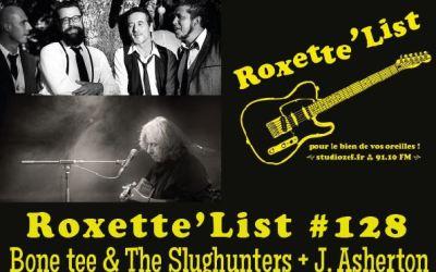 La Roxette'List #128 : Le Hangar