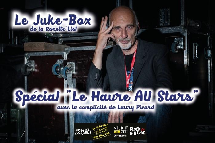 Le Juke-Box de la Roxette'List #4 recyclé (!) : Le Havre All Stars