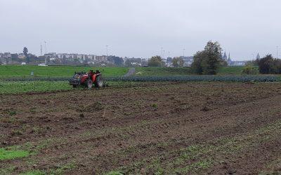 La Chose Commune #2 Le maraîchage bio en zone péri urbaine d'Ary Régent