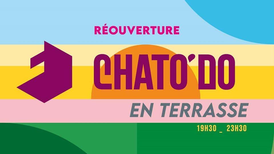 Chato'Radio le retour ! Spéciale Terrasses