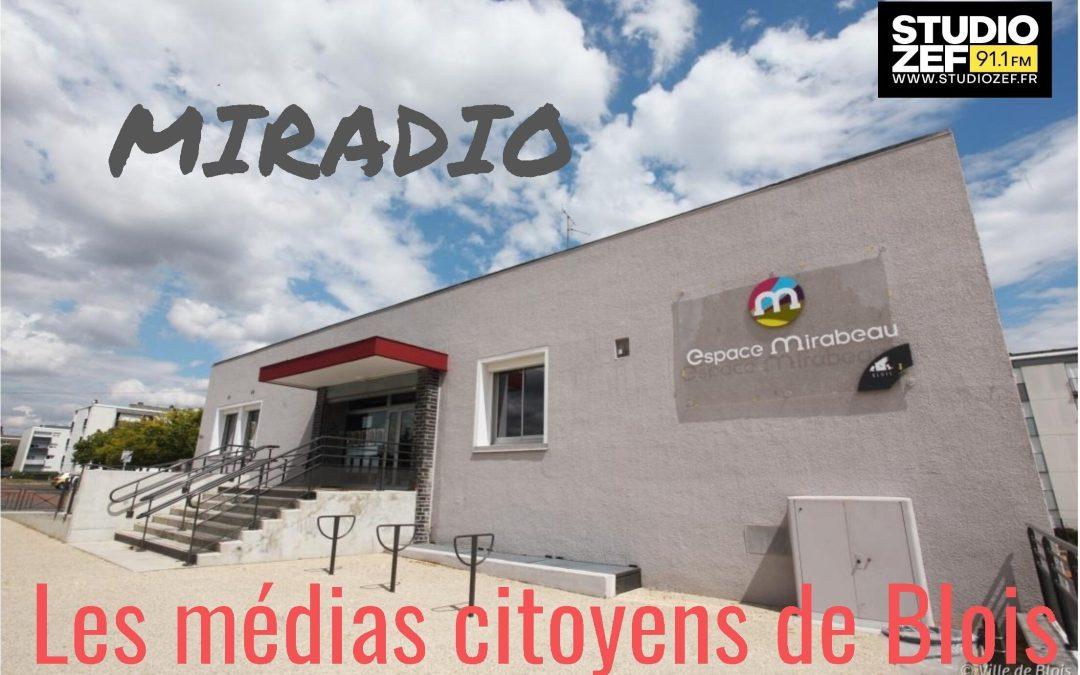 Miradio : les adhérents de l'espace Mirabeau de Blois ont la parole !