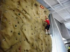 Rock climb #8