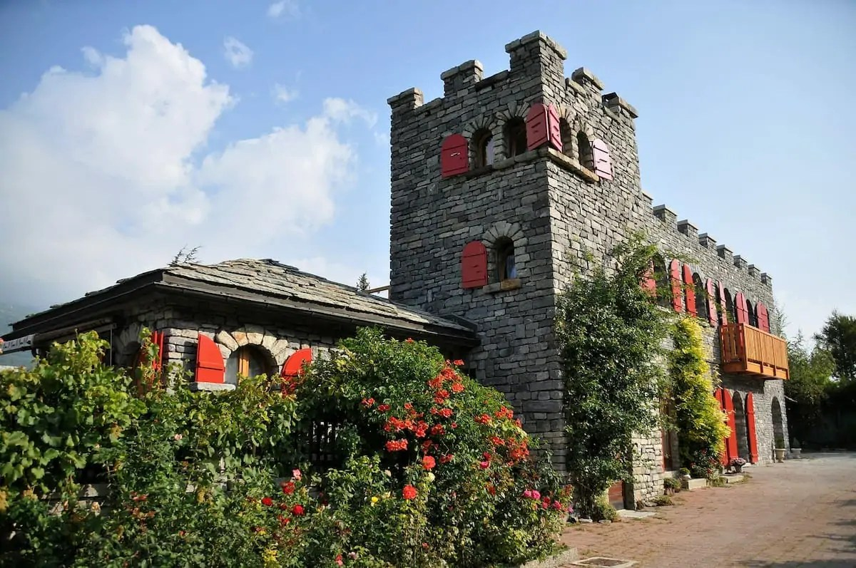 Castel de Daval Sierre