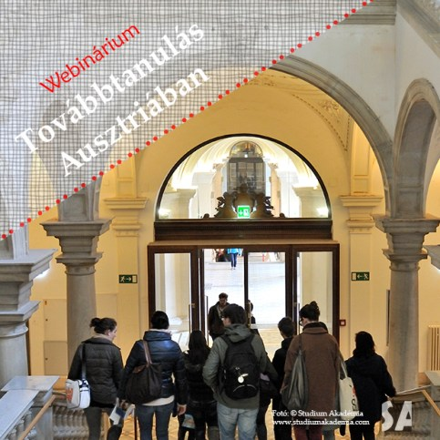 Webinárium - Továbbtanulás Ausztriában
