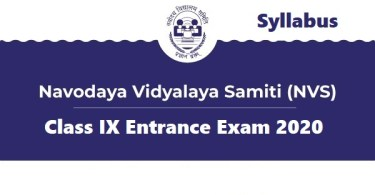 Class IX Lateral Entry Syllabus Navodaya - Stud Mentor