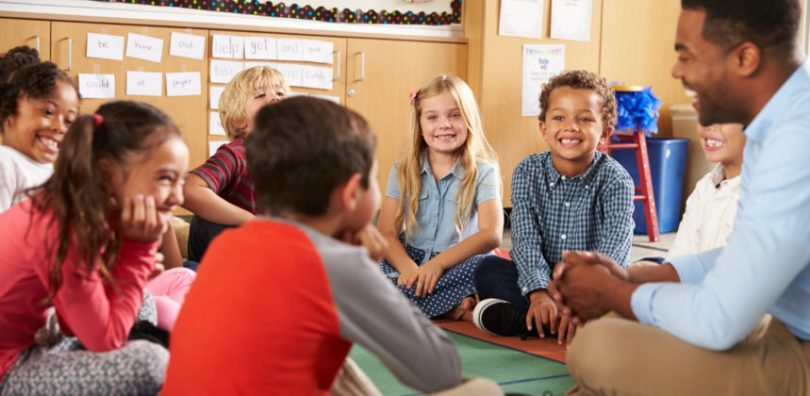 Students have to good listener