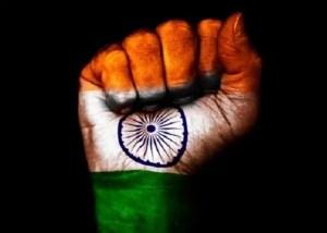 National Flag Pledge in Strength