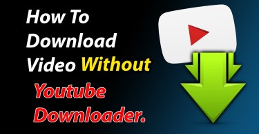 How-to-Download-Videos-From-YouTube-Without-Any-Video-Downloader