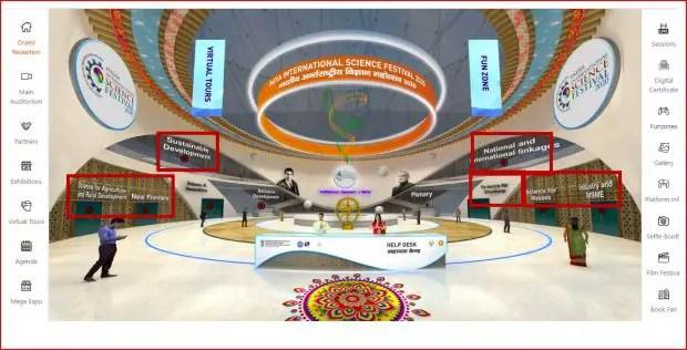 Step by Step Contest - India International Science Festival 2020  Step 5
