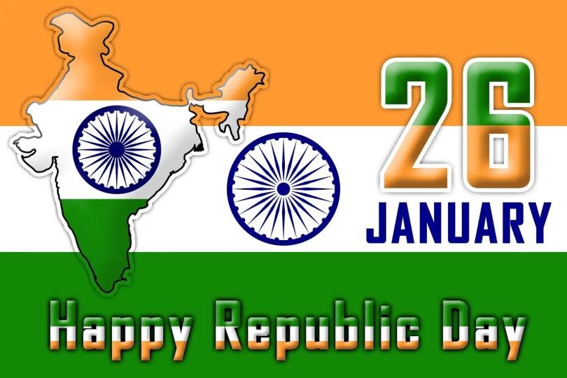 26 January Republic Day 2021 Celebration Speech in Hindi Gujarati All Language