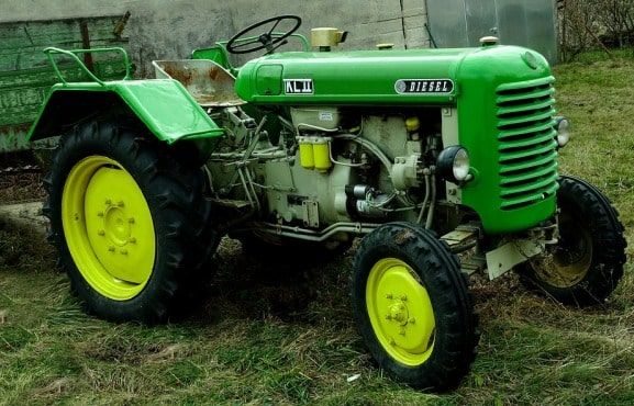 subsidy for tractor