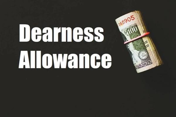 DA or Dearness Allowance