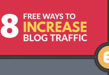 How do I More traffic for a my new blog