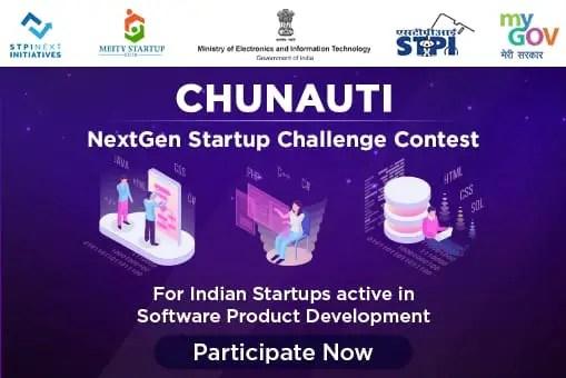 How to Participate in CHUNAUTI 2.0- NextGen Startup Challenge Contest