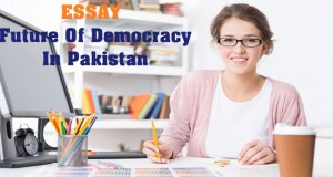 Future Of Democracy In Pakistan