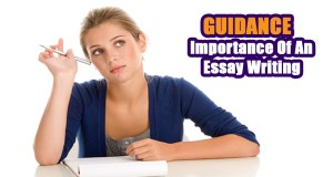 Importance Of An Essay Writing