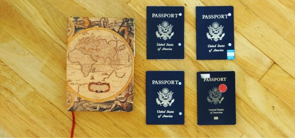 Passports and Journal
