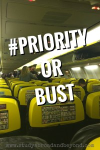 How to Survive Cheap Flights | Study Abroad and Beyond