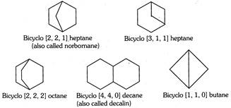 keyboard_arrow_left Bond-Line Notation Of Organic Compounds