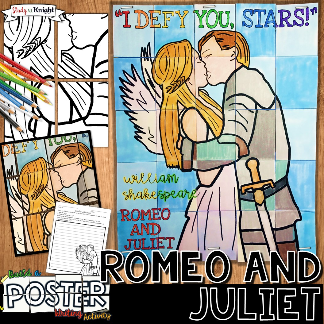 Romeo And Juliet William Shakespeare Collaborative