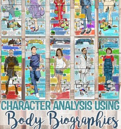 How to Teach Character Analysis Using Body Biographies - Study All Knight [ 1512 x 1008 Pixel ]