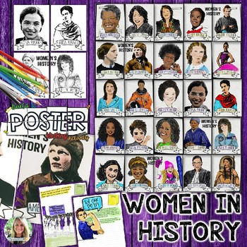 women s history month collaborative
