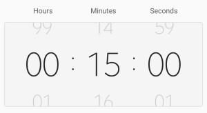 Time Management Timer