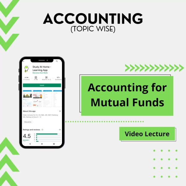 Accounting for Mutual Funds