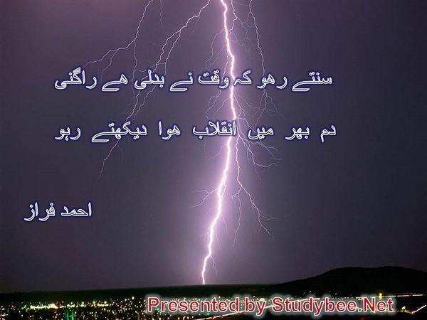 Urdu Political Poetry  Page 2 of 3  StudybeeNet  House
