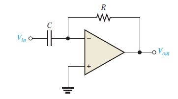 Integrator and Differentiator using opamp - Study Electronics