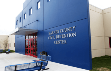 Karnes County detention center
