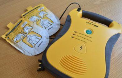 AED - Defibrillator