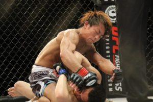 Mixed martial arts (MMA) fighters