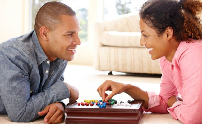 Couples Experience High From Love Hormone When Playing