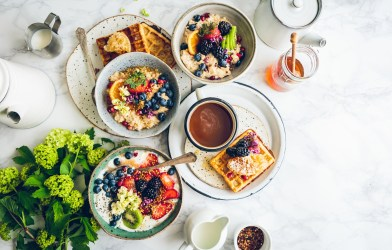 Breakfast tabler