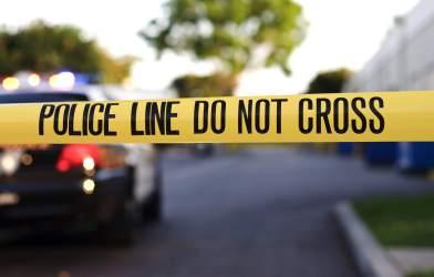 Crime Scene - Police Line Tape