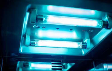 Ultraviolet (UV) light bulbs