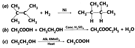 NCERT Exemplar problems for Class 10 Science Carbon and