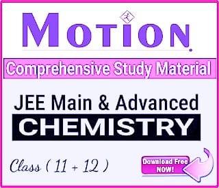 MOTION IIT JEE MODULES: CHEMISTRY PDF
