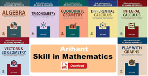 Arihant Skills in Math All Books by Amit M Aggarwal & SK Goyal Download PDF for FREE
