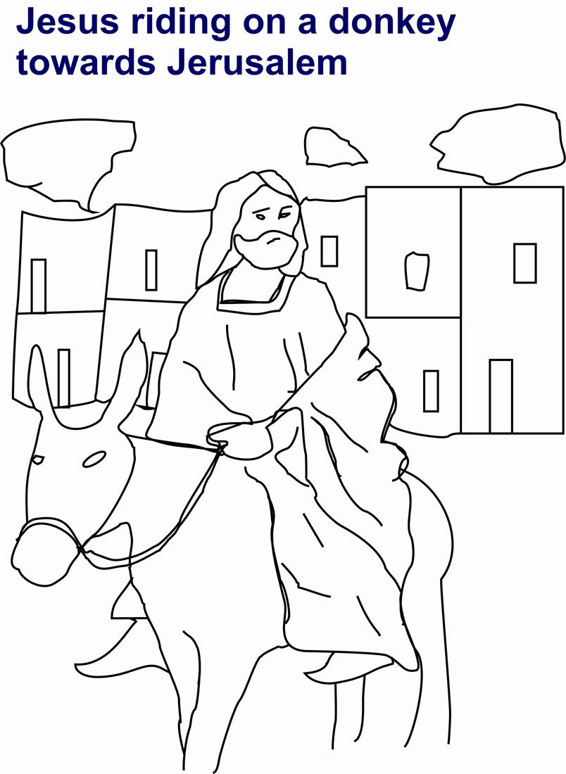 Bible Coloring Worksheets for kids